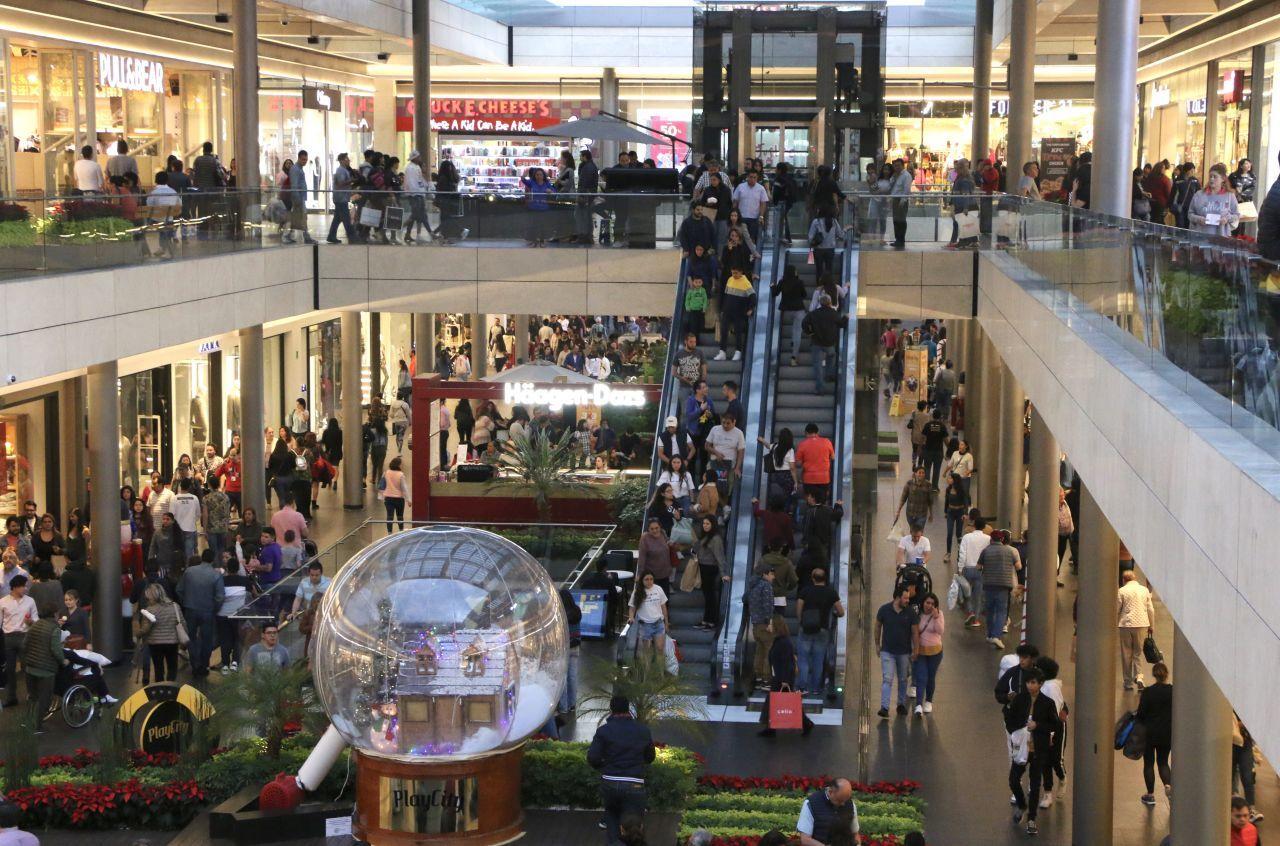 centro comercial Buen Fin