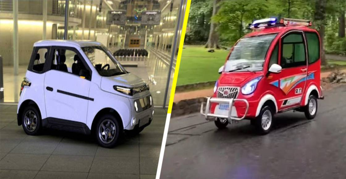 Chang Li: El auto más barato del mundo, que puedes conseguir por 20 mil pesos