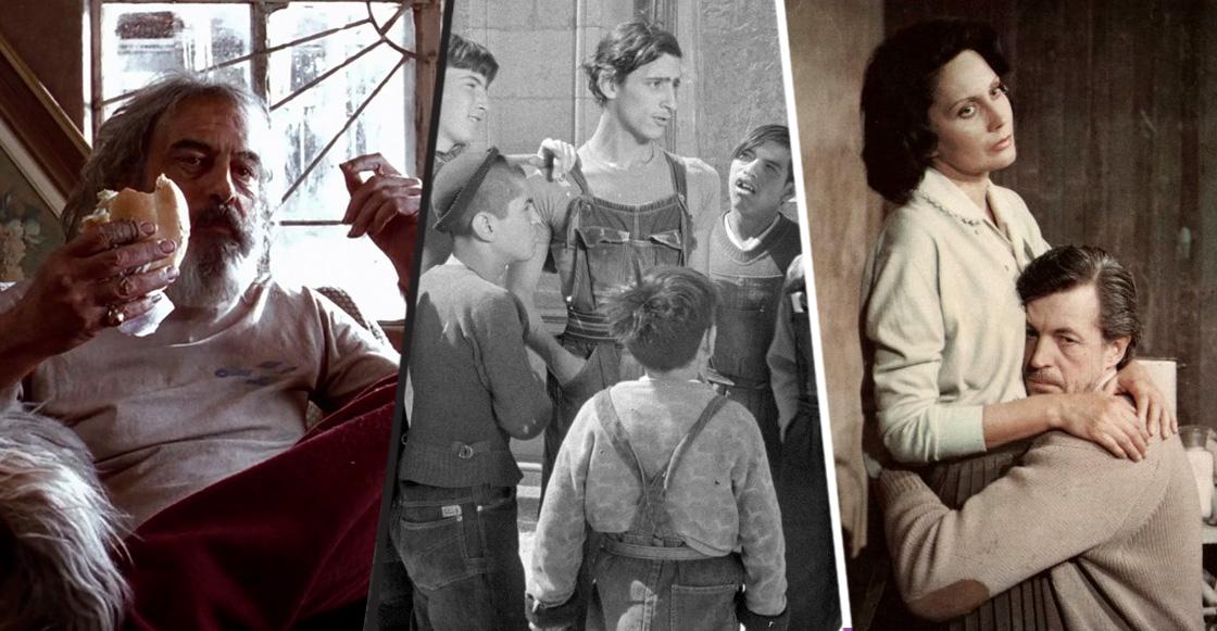 30 de las mejores películas mexicanas de todos los tiempos