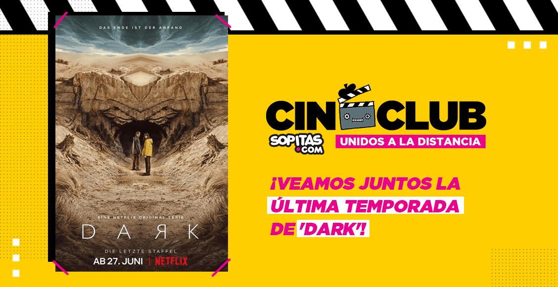 Cineclub Sopitas: Te invitamos a ver nuestra exclusiva entrevista con los protagonistas de 'Dark' de Netflix