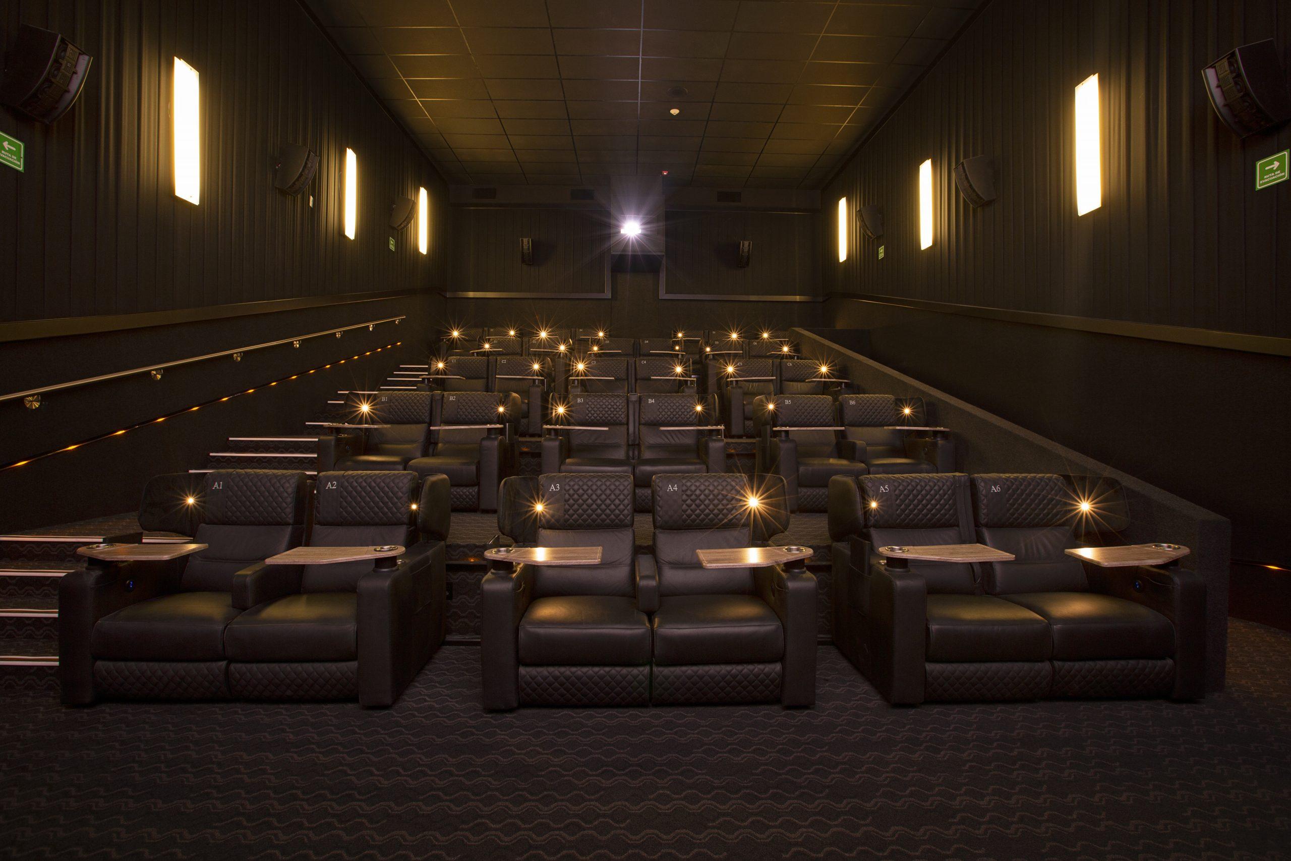 Cinemex anuncia las medidas que tomará para la reapertura de sus salas