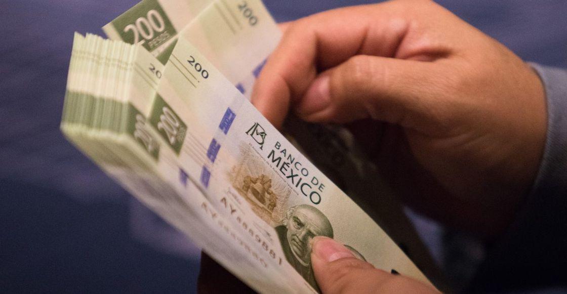Economia, dinero México