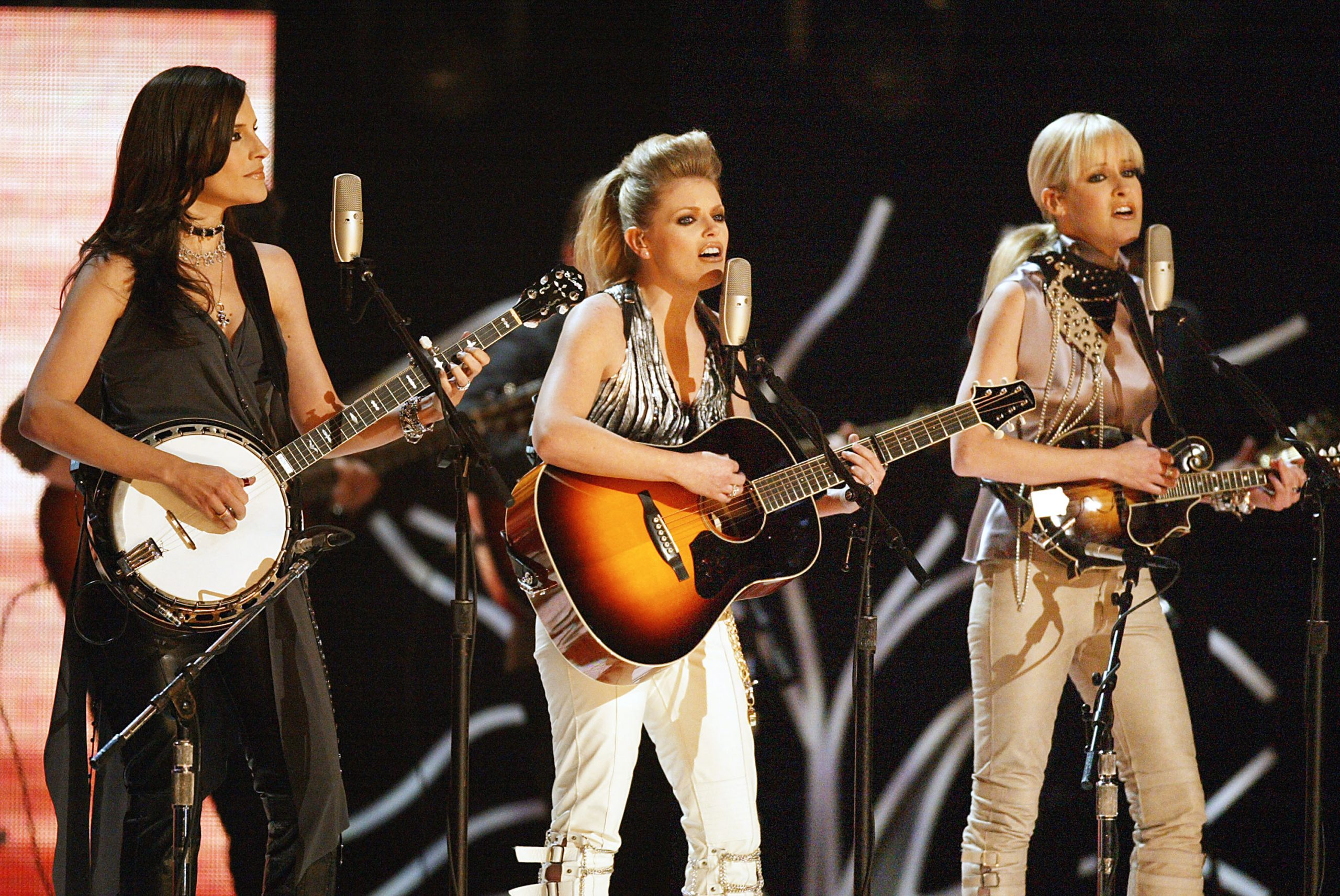 The Dixie Chicks change their name to The Chicks with racist overtones