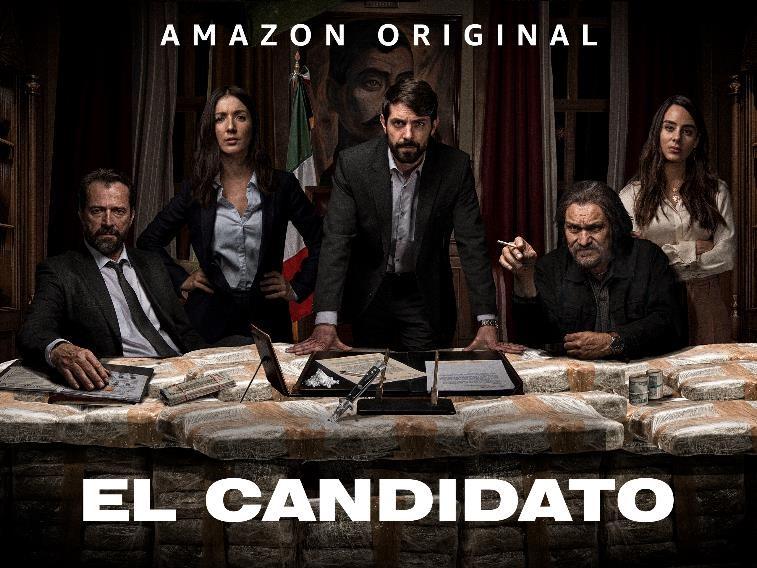 el-candidato-amazon-prime-poster - Sopitas.com