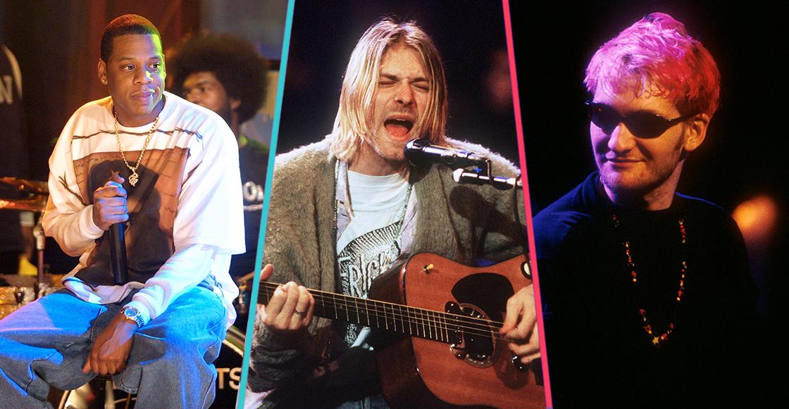 Estas son las 16 mejores presentaciones en la historia de MTV Unplugged