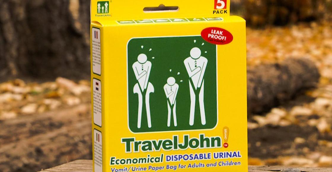 La gente está comprando... ¿bolsas desechables para hacer pipí?