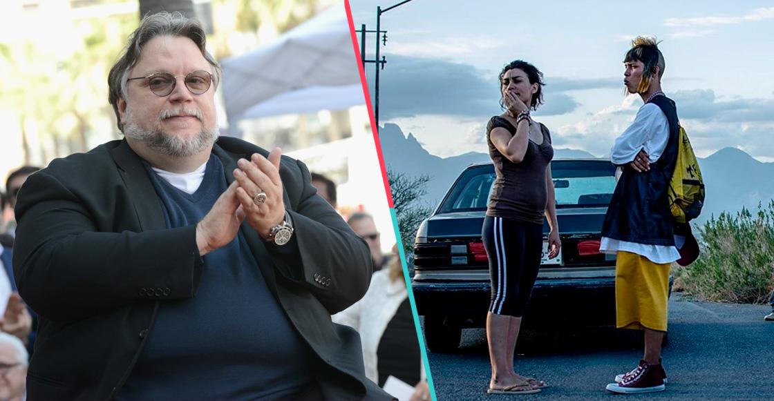 """""""Al chingadazo"""": Guillermo del Toro recomienda 'Ya no estoy aquí' de Netflix"""