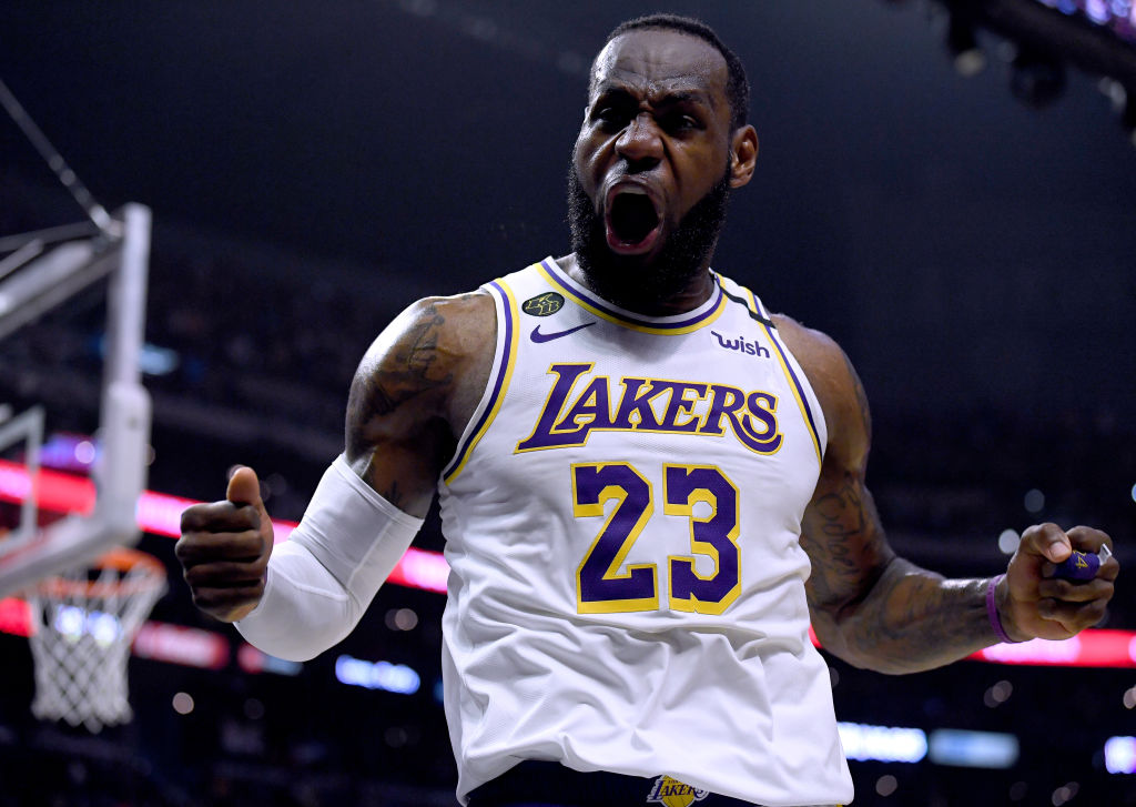 Así nació el apodo de 'The Chosen One' de LeBron James al inicio de su carrera