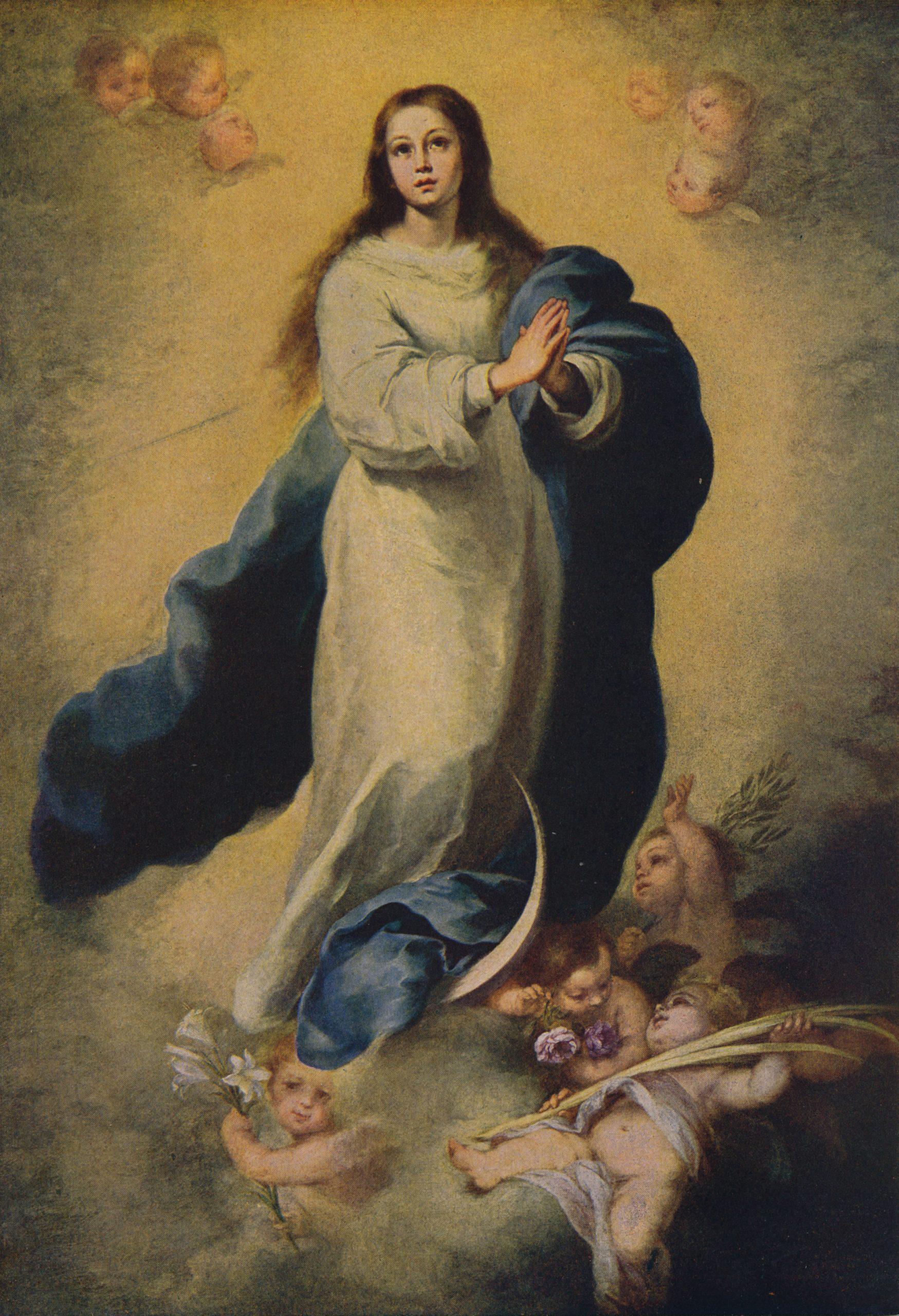 ¿Otra vez? Intentan restaurar una 'Inmaculada de Murillo' y termina como el 'Ecce Homo'