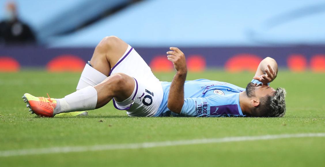 ¿Qué tan grave es la lesión del 'Kun' Aguero y qué juegos se perdería tras su operación?