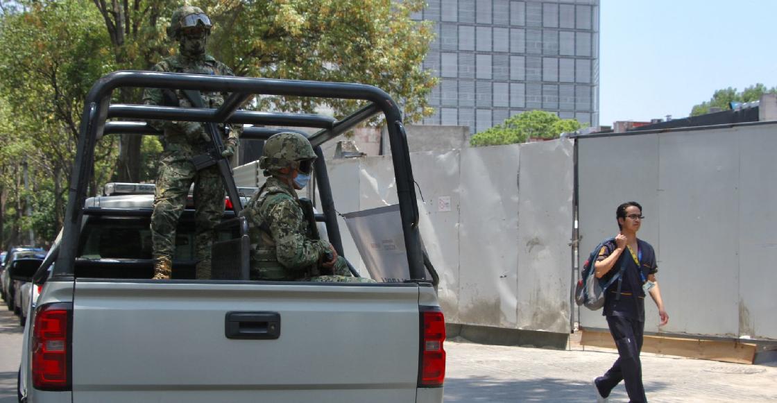 Laura Rojas presenta controversia contra participación de las Fuerzas Armadas en tareas de seguridad