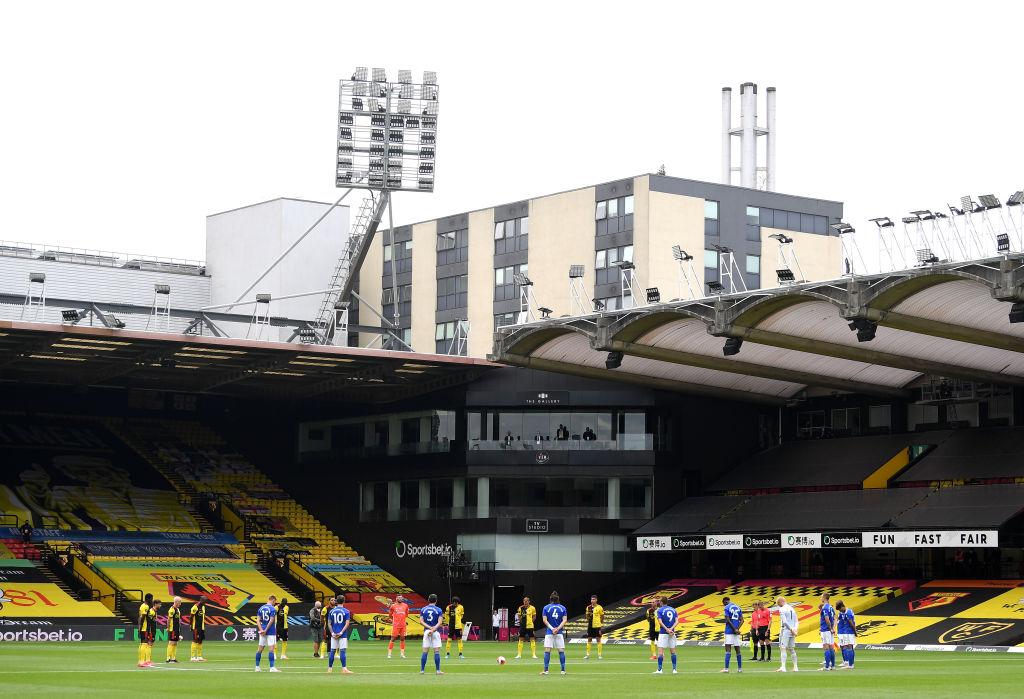 Goles Leicester vs Watford - Premier League