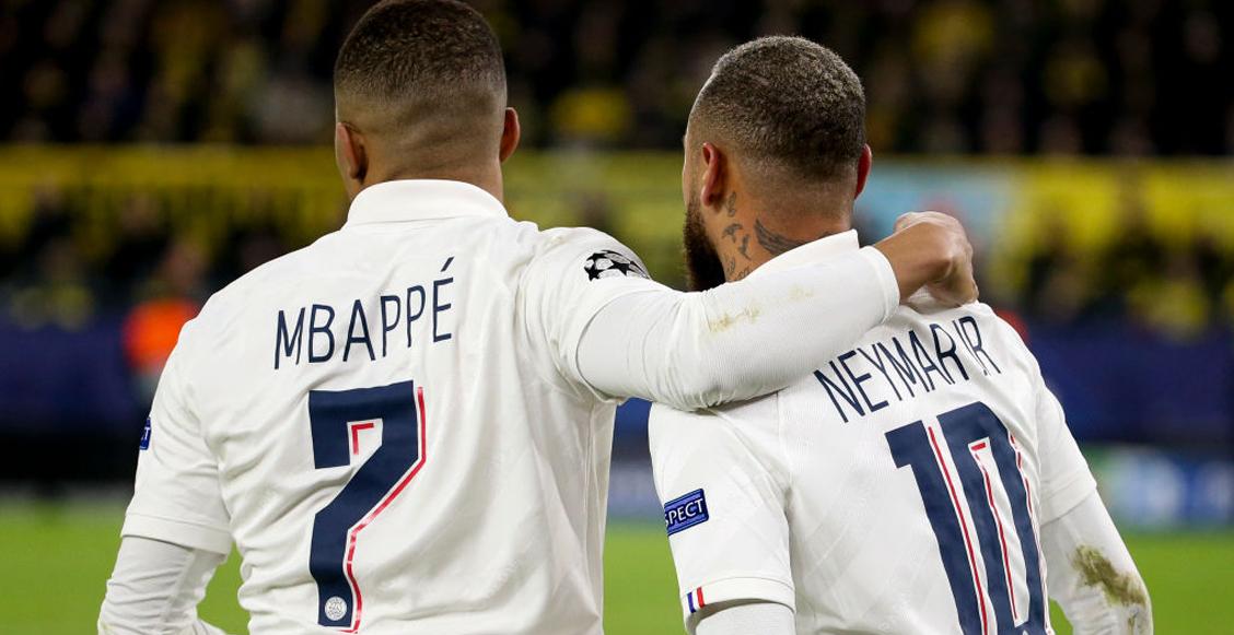 ¿Se van? PSG reveló cuáles son los planes inmediatos con Neymar y Mbappé