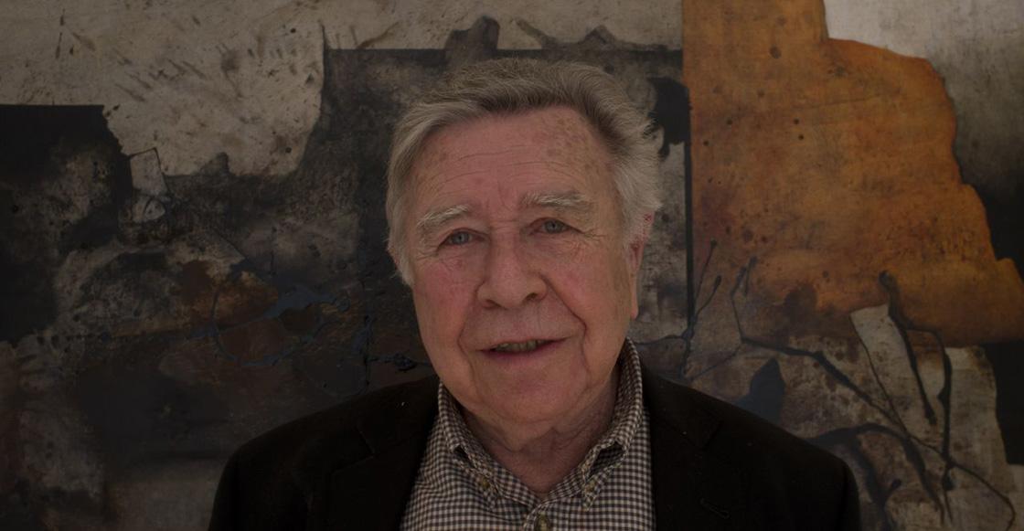 Murió Manuel Felguérez, pintor y escultor mexicano, a los 91 años