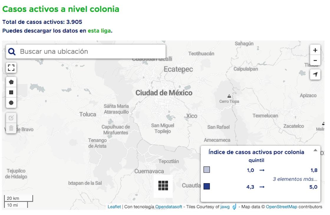 mapa-casos-activos-cdmx-gobierno-claudia-sheinbaum