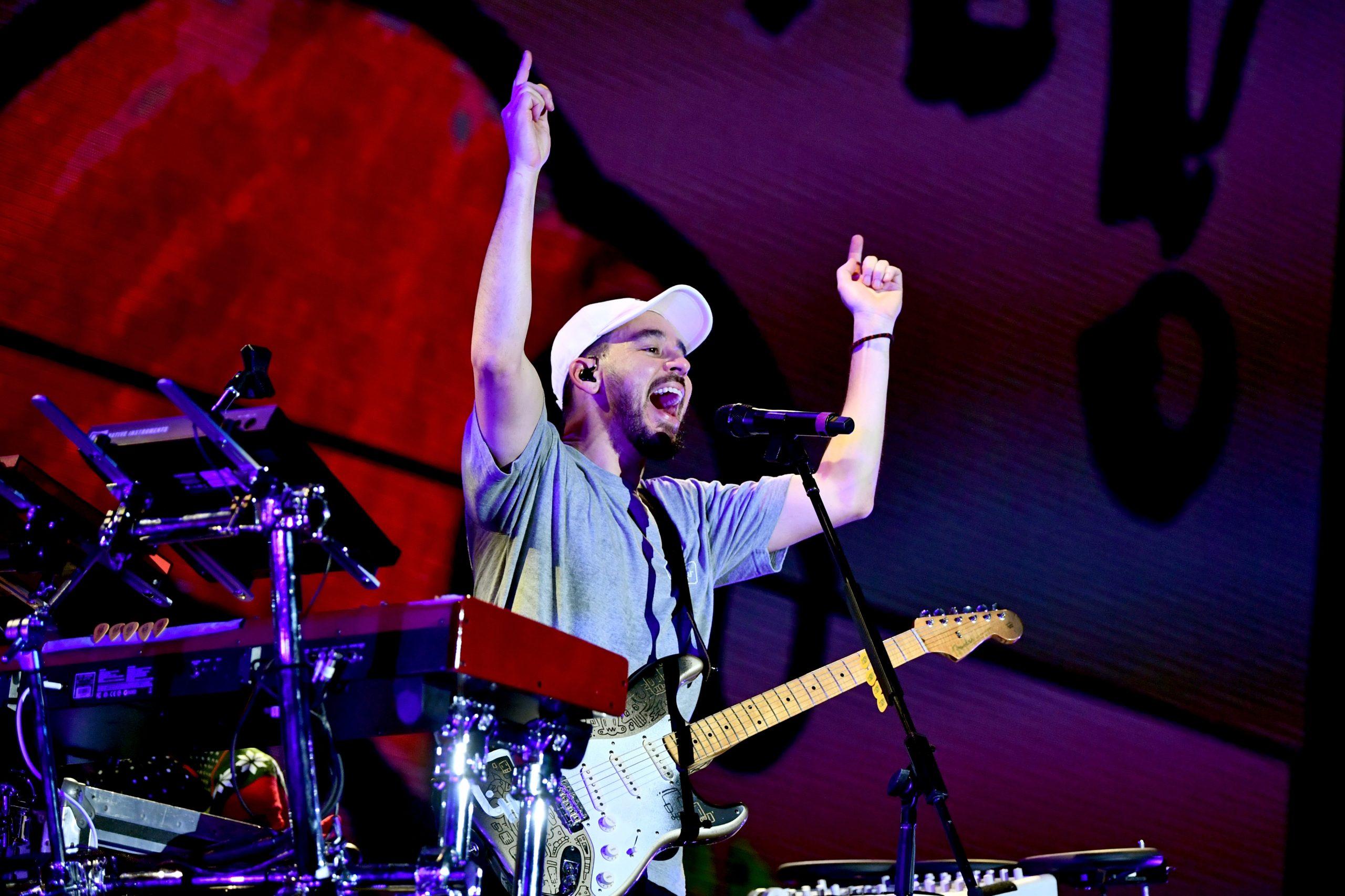 Mike Shinoda de Linkin Park lanzara un disco que compuso en Twitch