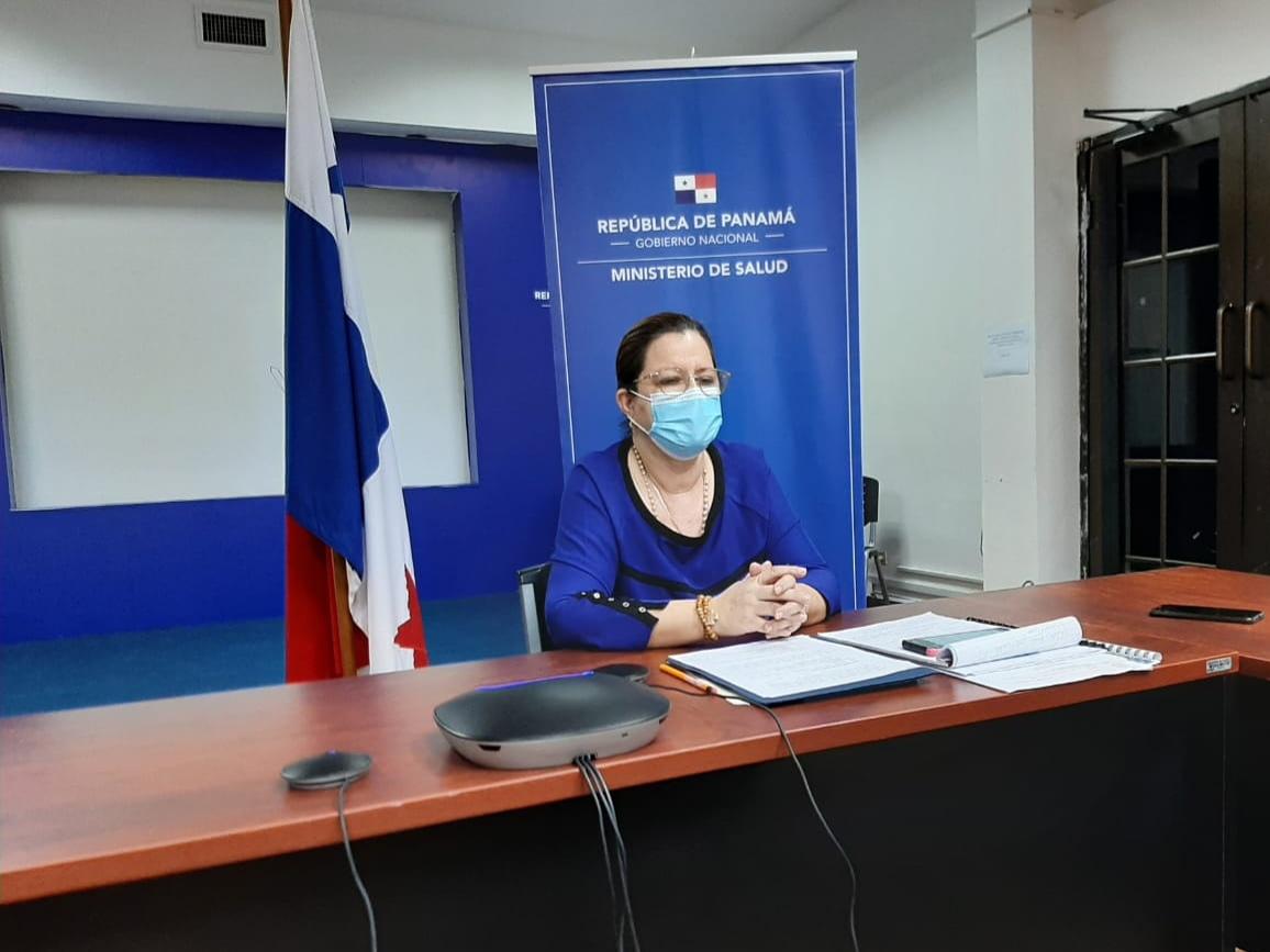 Exministra de Salud en Panamá