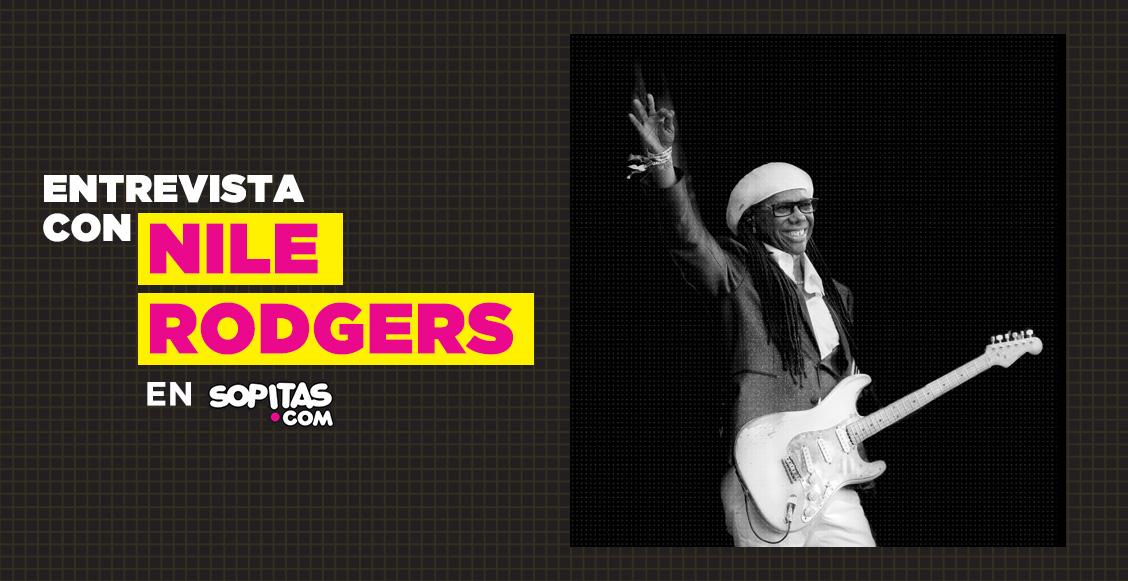 Racismo, black power y el Disco Sucks: Una entrevista con Nile Rodgers