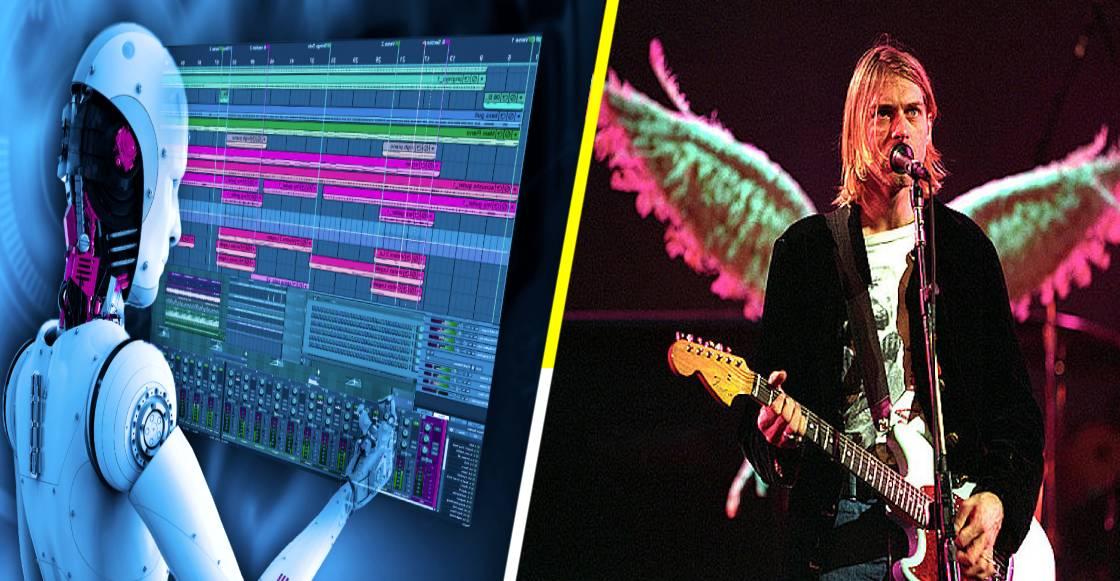 Smother: La inteligencia artificial revive a Kurt Cobain de Nirvana