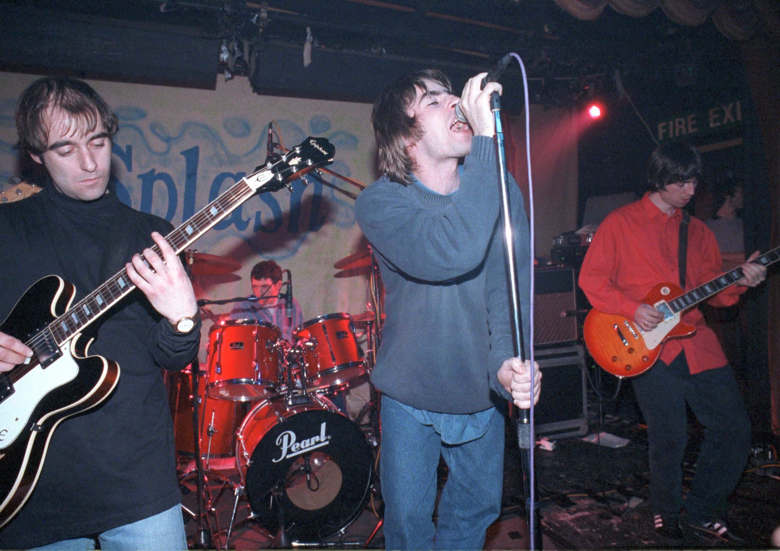 Así fue la primera presentación de Oasis en Top Of The Pops