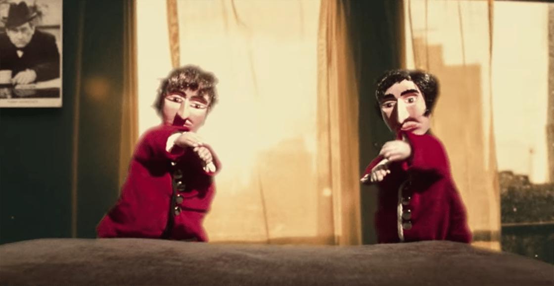 ¿Y la música nueva para cuándo? The Libertines estrenan un show web con marionetas
