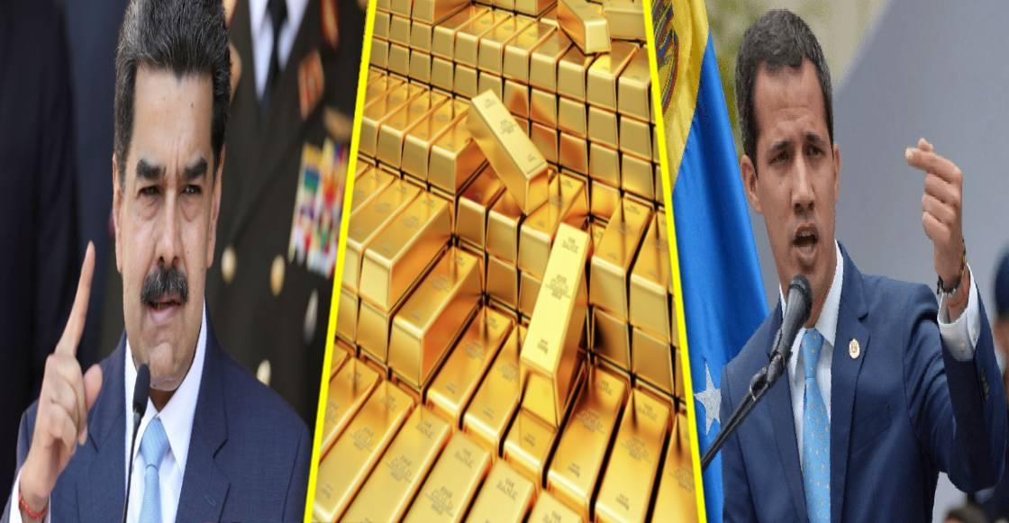 Londres devolverá oro a Venezuela, pero no decide si a Maduro o a Juan Guaidó