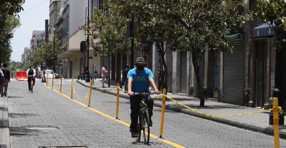 Gobierno de la CDMX presenta el Plan de Reapertura para el Centro Histórico