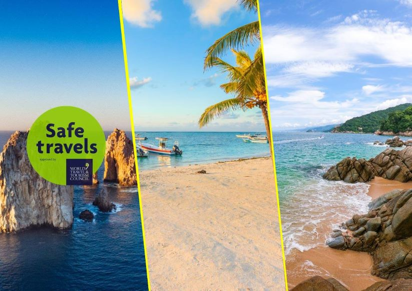 Baja California Sur recibe el 'Sello de viaje seguro' de WTTC