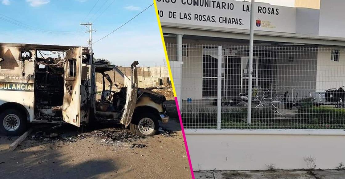pobladores-queman-hospital-villa-rosas-chiapas