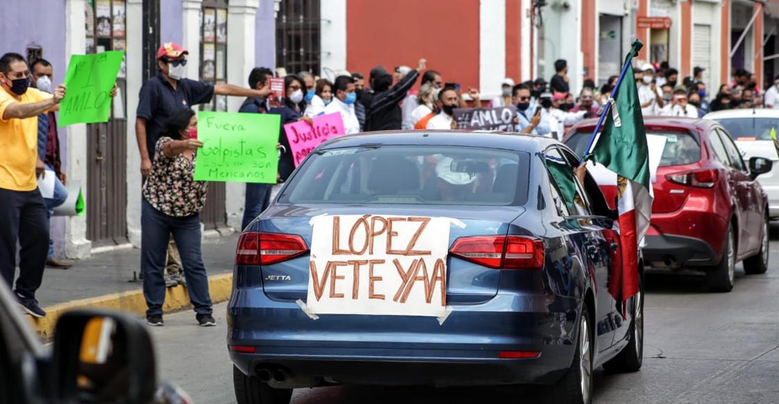 protesta-amlo-cholula-puebla-mexico