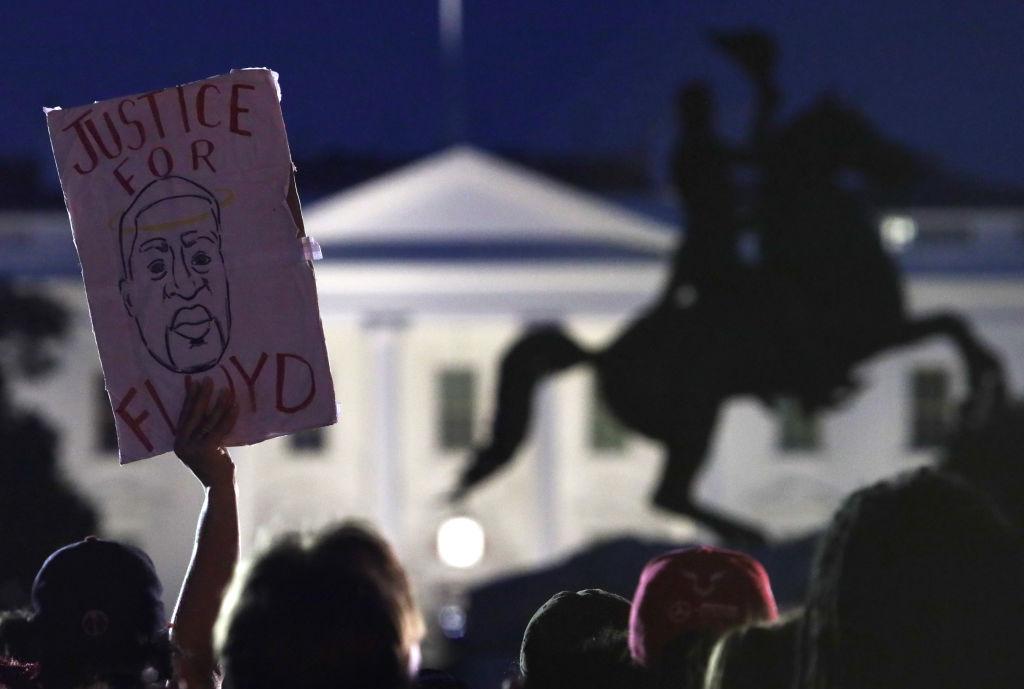 protesta-casa-blanca-estados-unidos-george-floyd