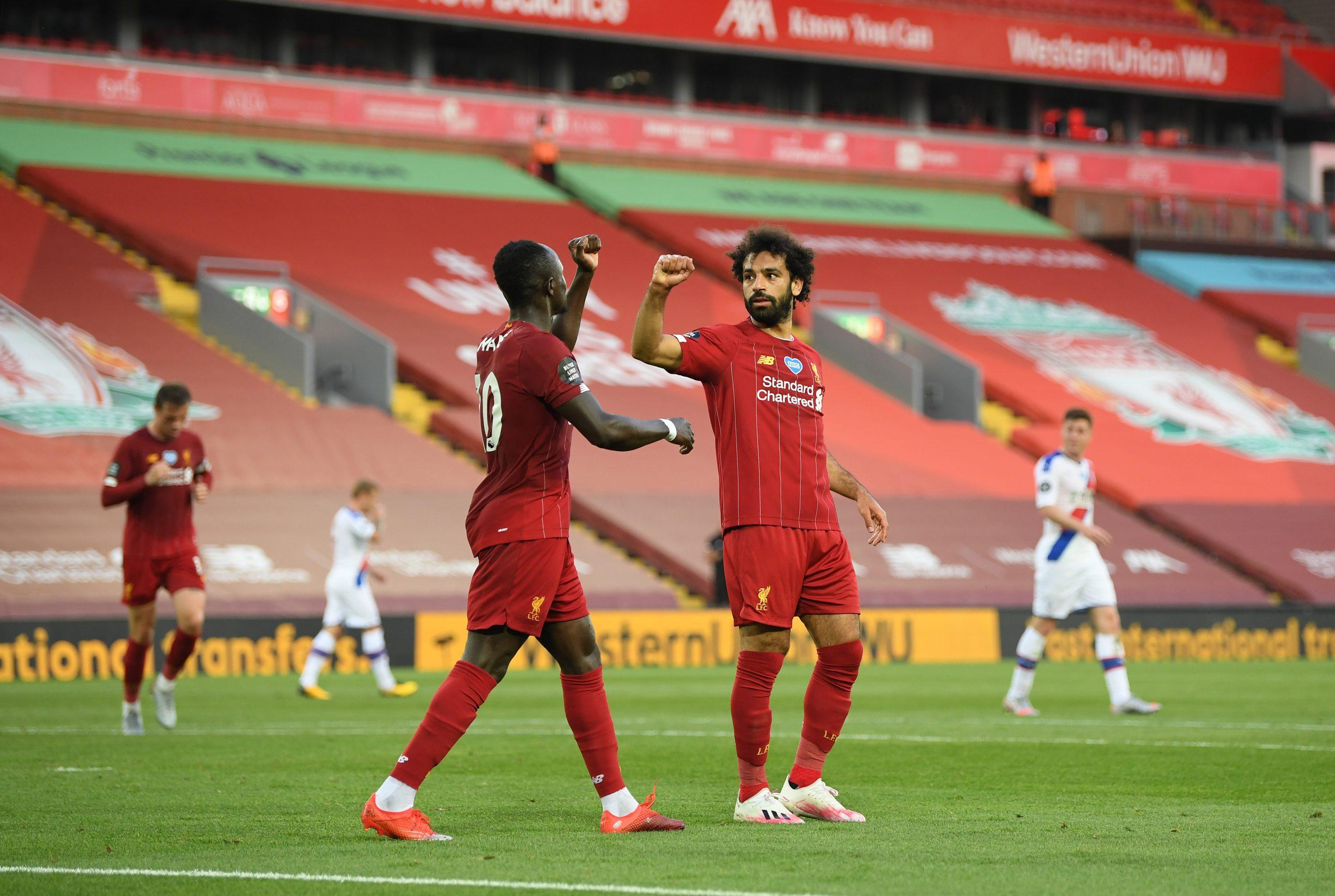 Liverpool campeón de Liga INglaterra por última vez