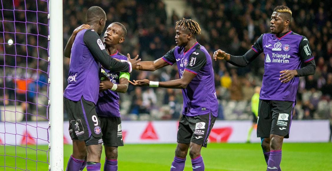 ¿Qué pasará con los 4 futbolistas del Toulouse que dieron positivo a coronavirus?