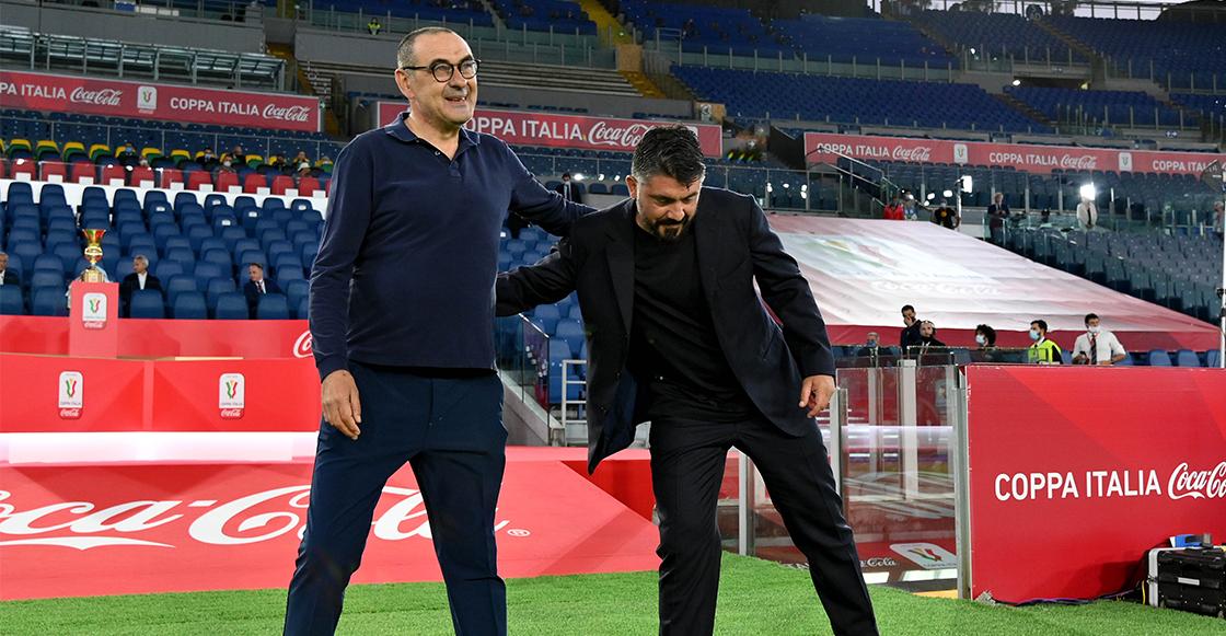 ¡Fuera Sarri! Juventus cierra temporada de fracaso eliminado en Champions League por el Lyon