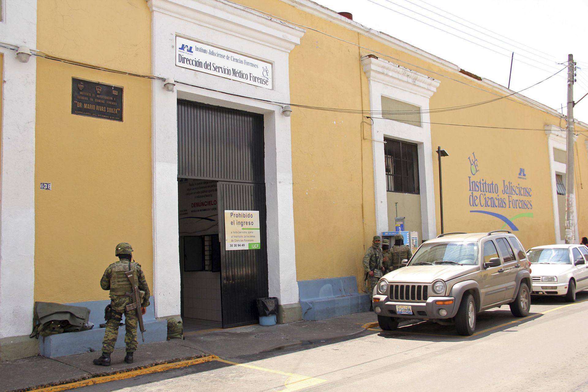 Acusan a policías de Jalisco de detener y asesinar a un hombre por no usar cubrebocas
