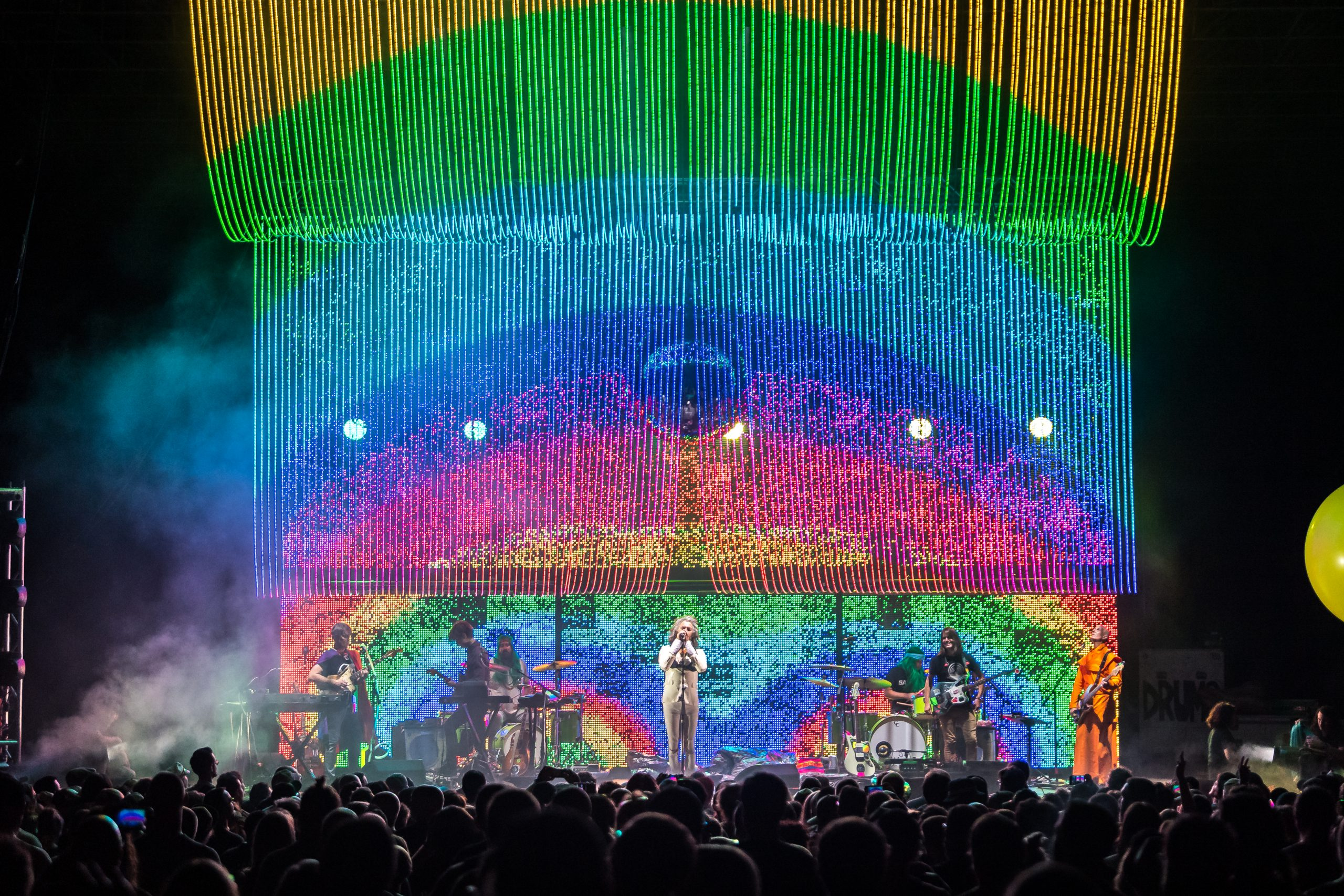 "The Flaming Lips anuncian un nuevo disco estrenando la rola ""My Religion Is You"""