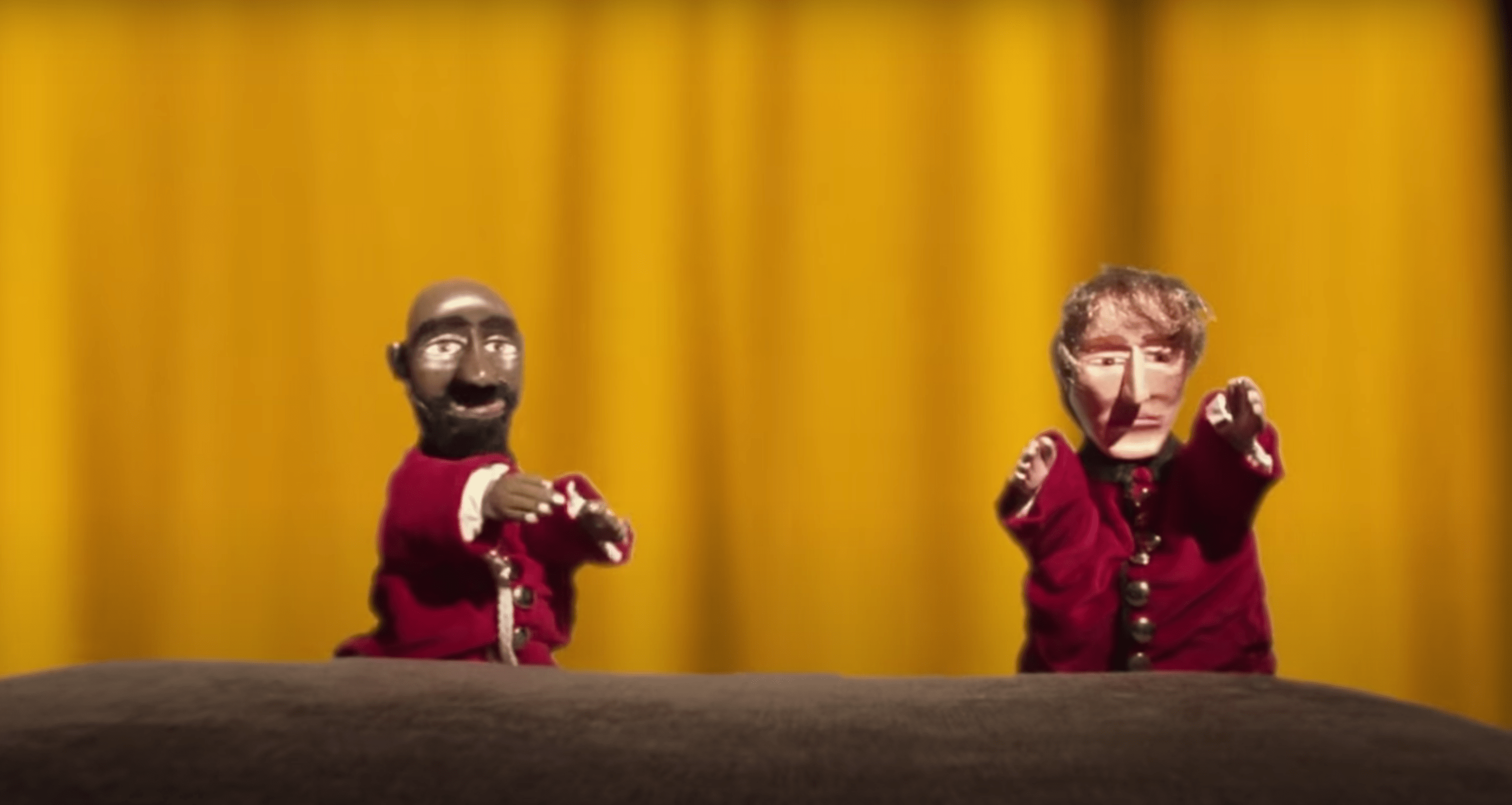 Level quarantine entertainment: The Libertines premiere a web show with puppets