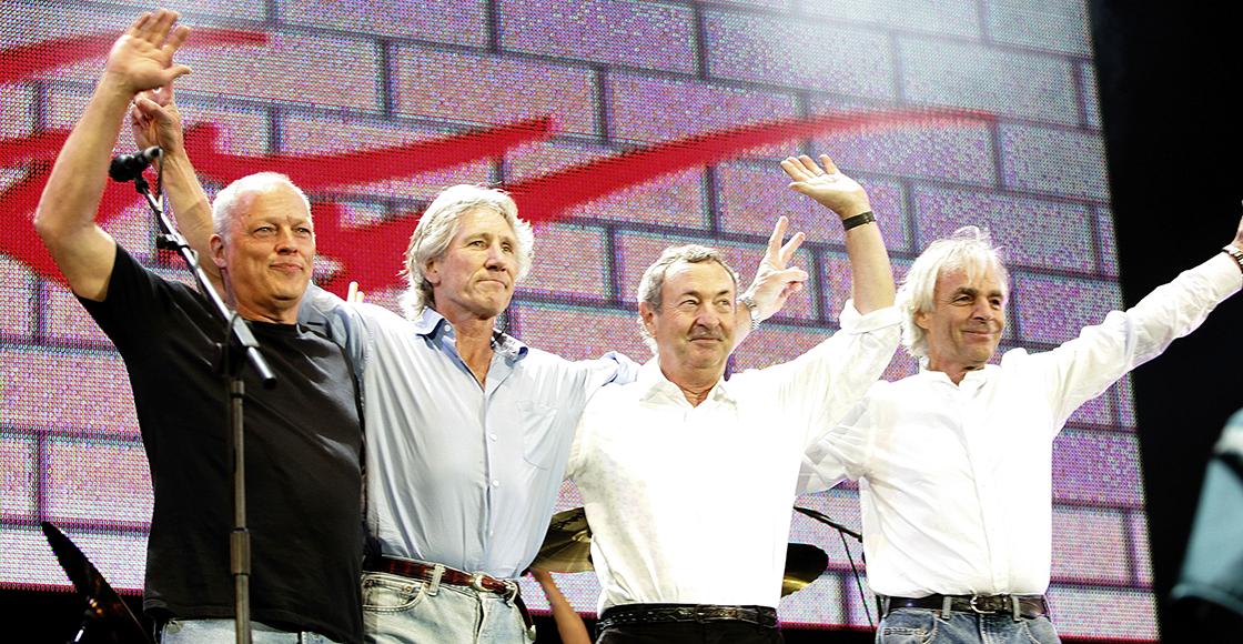 Live 8: El último concierto en la historia de Pink Floyd