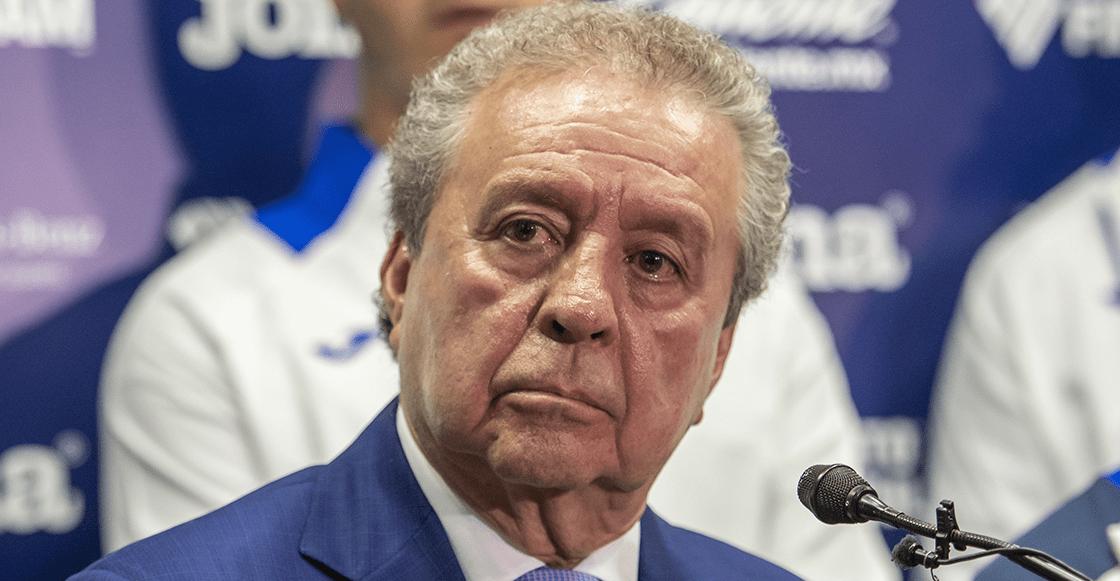 Víctor Garcés es citado a declarar ante la UIF por presunto lavado de dinero