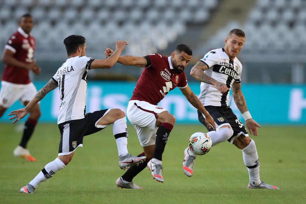 Torino y Parma firmaron un empate 'que les sirve de poco'