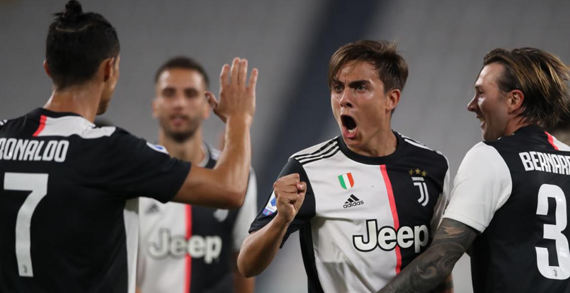 Los GOLAZOS de Dybala y Cristiano Ronaldo en la victoria de la Juventus ante el Genoa