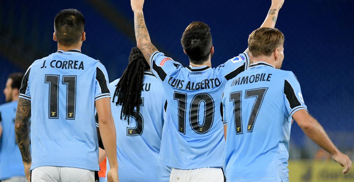 Lazio 'amarró' competencias europeas tras remontarle al Torino