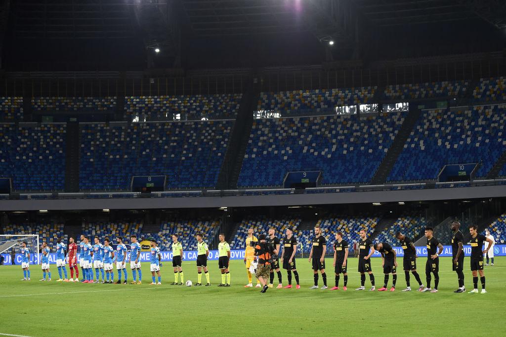 Con gol y récord de Mertens: Napoli se medirá a la Juventus en la final de la Coppa Italia