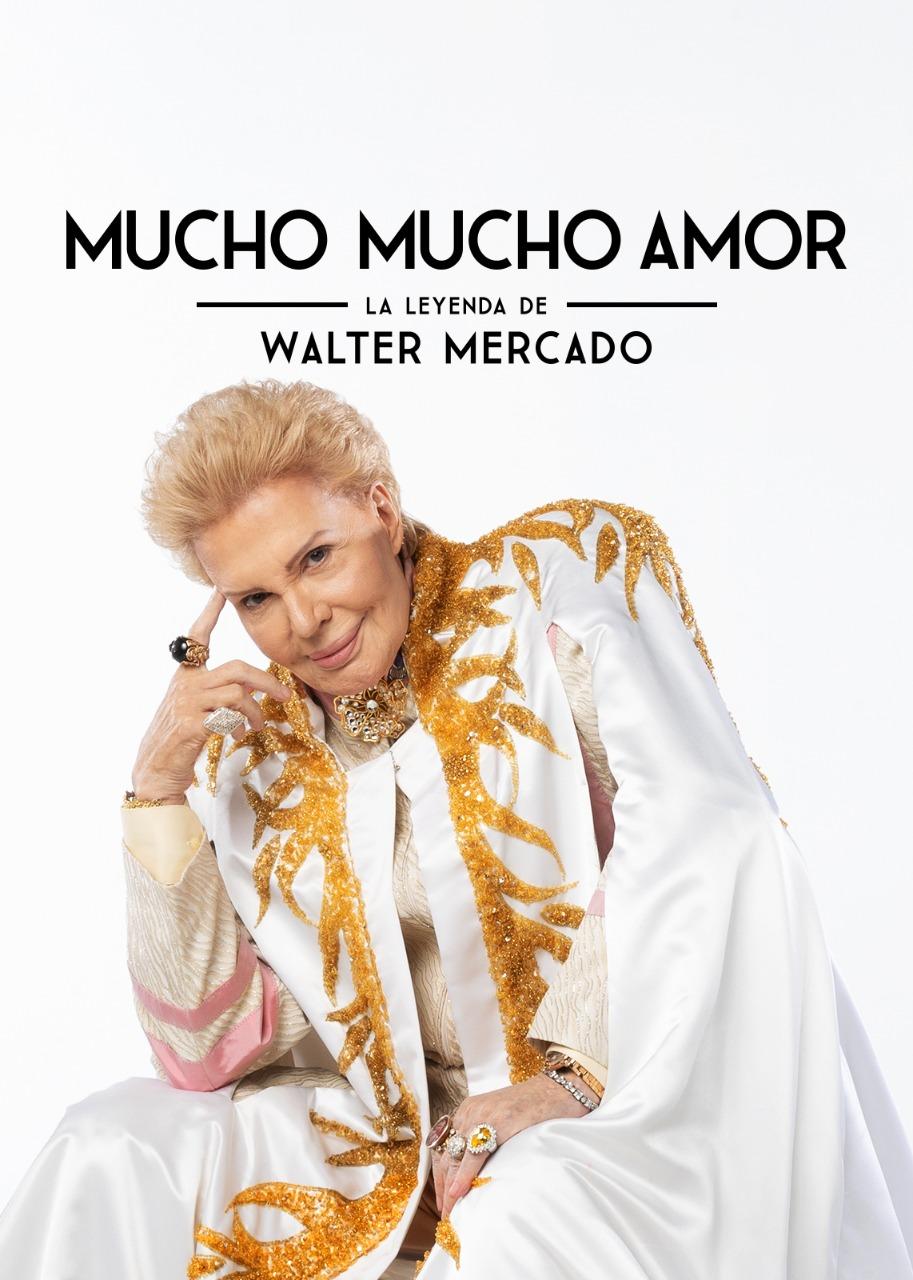 Checa el tráiler de 'Mucho mucho amor', el documental de Netflix sobre Walter Mercado