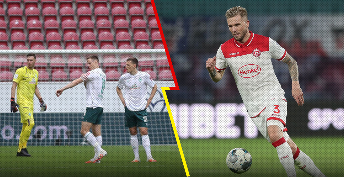 Descendido y play-off: Werder Bremen y Fortuna Dusseldorf definen su futuro en la Bundesliga
