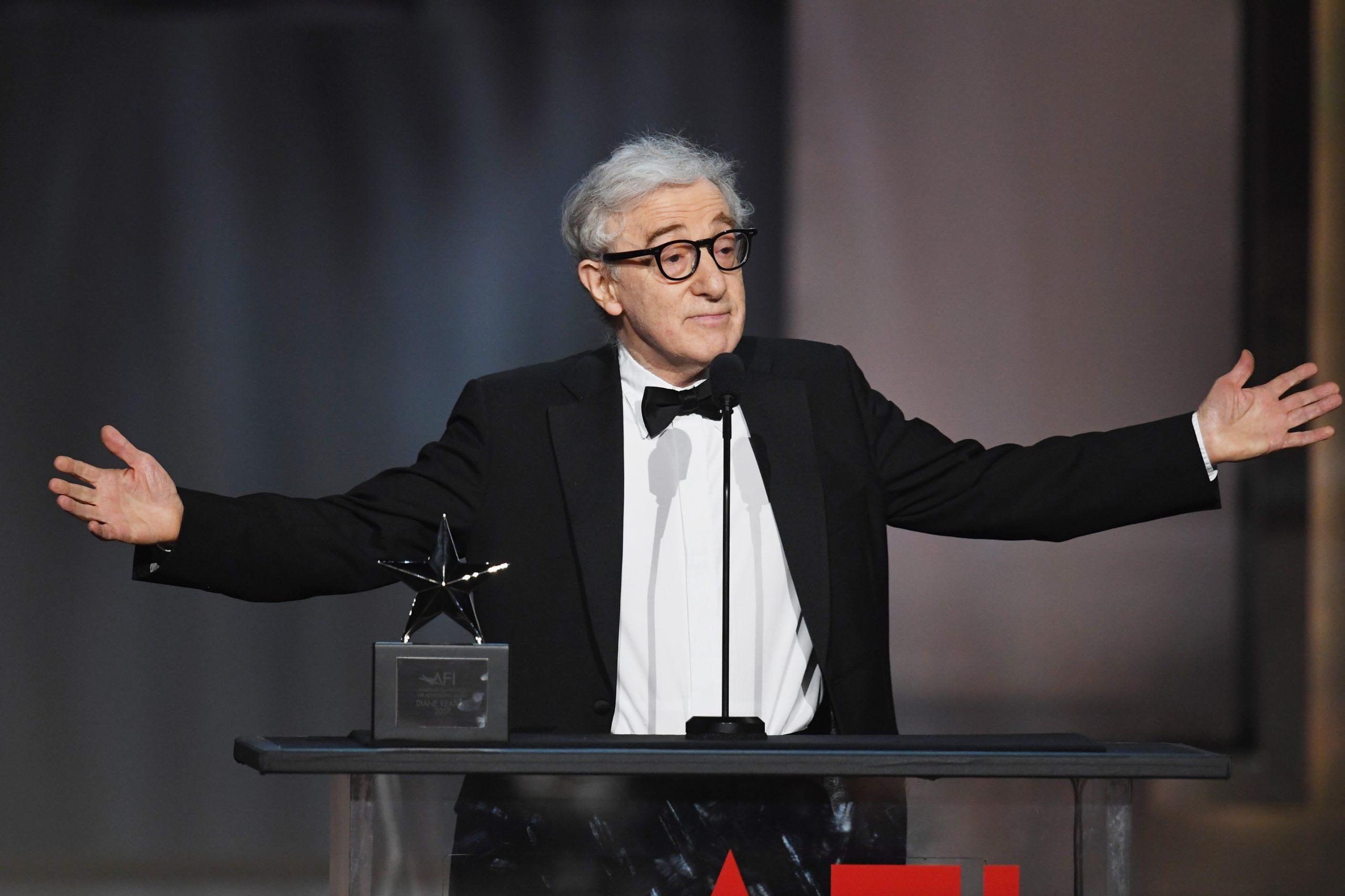 """""""Encarno todo lo que el #MeToo quiere conseguir"""": Woody Allen habla sobre la polémica en su vida"""