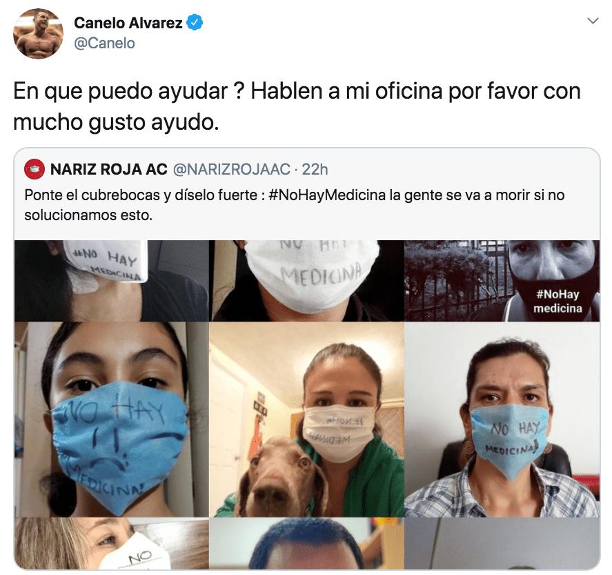 'Canelo' Álvarez da KO a Gutiérrez Müller y ayuda a niños con cáncer con donativo1