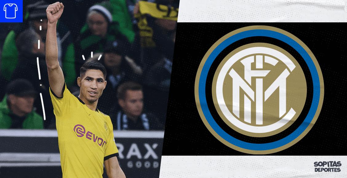 ¡Oficial! Real Madrid confirmó la llegada de Achraf Hakimi al Inter de Milan