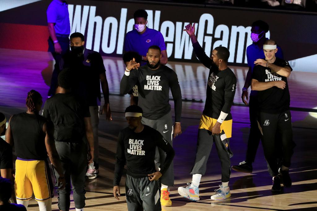 Anthony Davis se lleva la primera gran noche de la nueva normalidad de la NBA