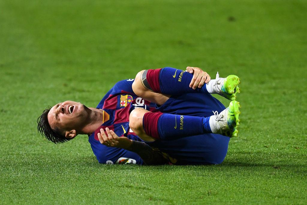 Aseguran que Messi detuvo negociaciones para renovar con el Barcelona